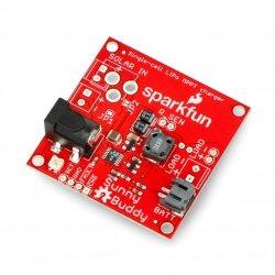 Sunny Buddy - MPPT LiPo nabíječka pro solární články - SparkFun