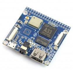 Banana Pi M2 Magic 512 MB RAM WiFi + Bluetooth