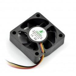Ventilátor 12V 50x50x15mm 3...
