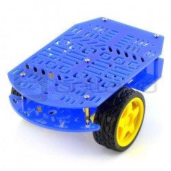 Magician Chassis - robotický podvozek SparkFun