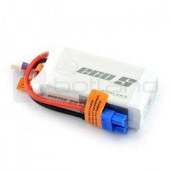 LiPol Dualsky 1300mAh 25C 3S 11,1V