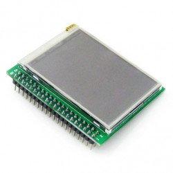 "TFT LCD 2,2 ""320x240px dotykový displej - SPI"