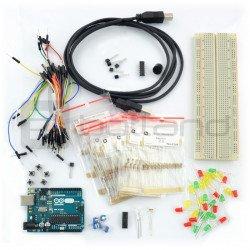 Základní StarterKit - s modulem Arduino Uno