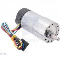 Převodový motor 37Dx68L 19: 1 + kodér CPR 64