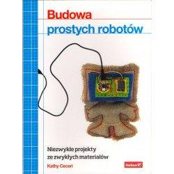 Budování jednoduchých robotů. Neobvyklé vzory z běžných materiálů - Kathy Ceceri