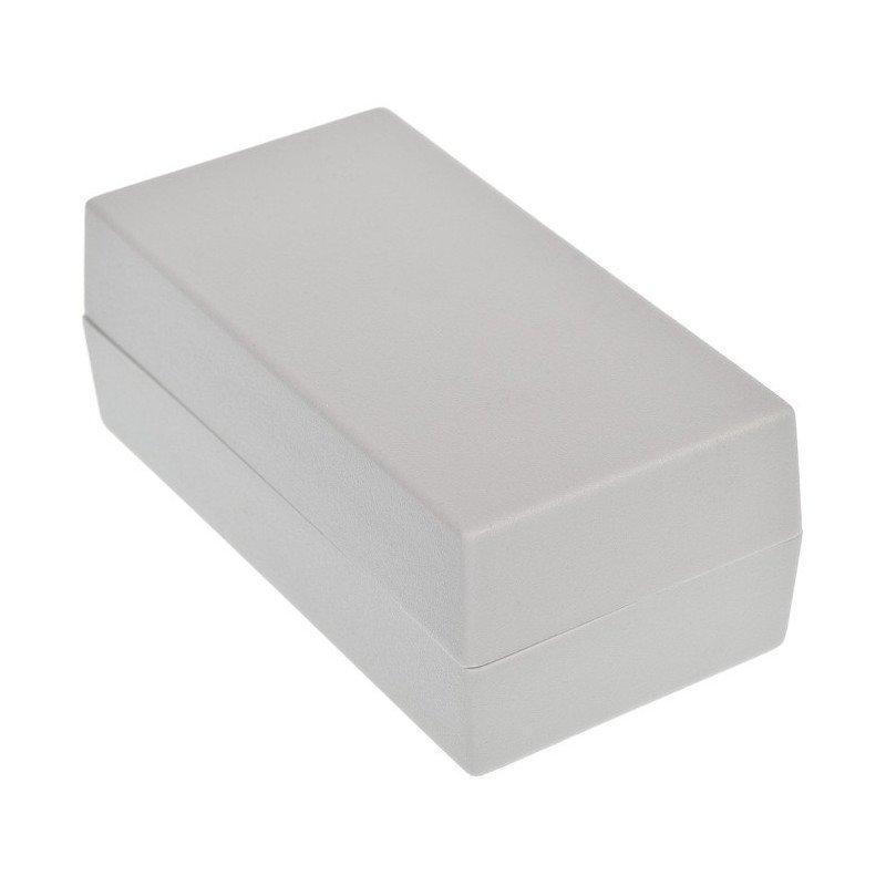 Plastové pouzdro Kradex Z7JC - světlo 106x55x40mm