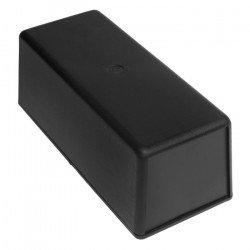 Plastové pouzdro Kradex Z18 - 176x76x65mm černé