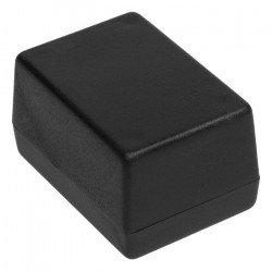 Plastové pouzdro Kradex Z24 - 66x47x38mm černé
