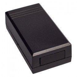 Plastové pouzdro Kradex Z36 - 85x62x52mm černé