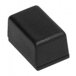 Plastové pouzdro Kradex Z63 - 26x17x15mm černé