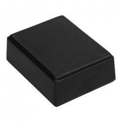 Plastové pouzdro Kradex Z70 - 76x59x28mm černé
