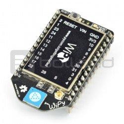 WiPy IoT - modul WiFi + Python API