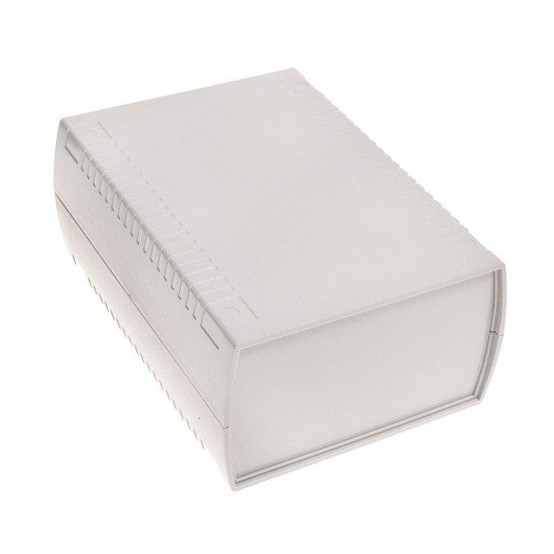 Plastové pouzdro Kradex Z112JB - světlo 186x136x80mm