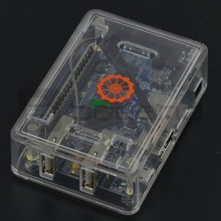 Pouzdro pro Orange Pi Lite - průhledné