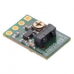 Pololu - infračervený senzor přiblížení 38kHz vysoký jas - 60cm