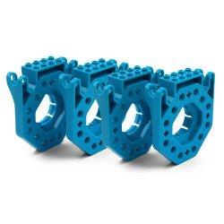 Wonder - konektory pro LEGO kostky - 4 ks.