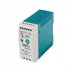 Napájecí zdroj MDIN60W24 na DIN lištu - 24V / 2,5A / 60W