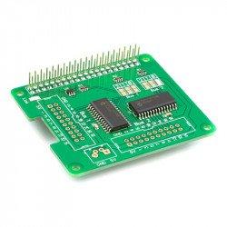 IO Pi Plus - expandér pro Raspberry Pi - 32 I / O pinů