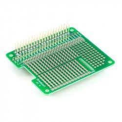 Breakout Pi Plus - prototypová deska pro Raspberry Pi