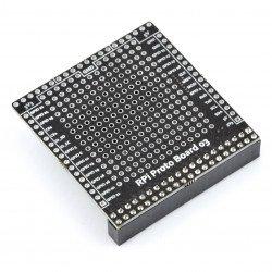 Deska prototypu THT - Raspberry Pi B +