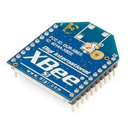 Modul XBee 802.15.4 1mW řady 1 - anténa PCB
