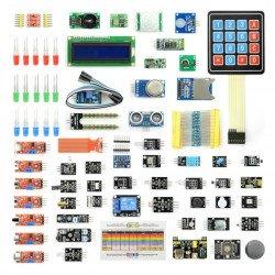 Sada senzorů a modulů + Box - 65 prvků