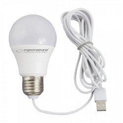 USB 5W LED žárovka