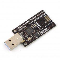 Odroid - modul USB 3.0 pro blikání paměti eMMC