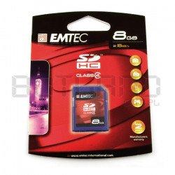 Paměťová karta Emtec SD / SDHC 8 GB třídy 4