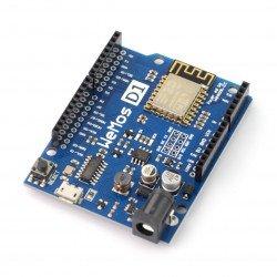 WeMos D1 R2 WiFi ESP8266 - kompatibilní s Arduino