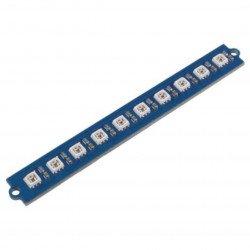 Grove RGB LED Stick - RGB LED pásek 10 x WS2813 Mini 3535