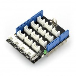 Base Shield v2 - Štít pro Arduino [OK]