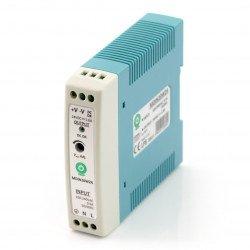 Napájecí zdroj MDIN20W24 pro lištu DIN - 24V / 1A / 20W