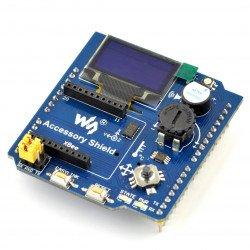 Štítek příslušenství Waveshare pro Arduino