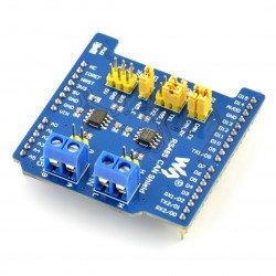 RS485 / CAN štít pro Arduino