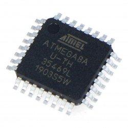 Mikrokontrolér AVR - ATmega8A-AU SMD