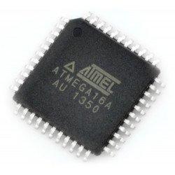 Mikrokontrolér AVR - ATmega16A-AU SMD