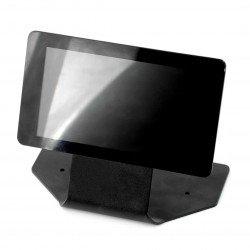 """Pouzdro pro Raspberry Pi, dedikovaná 7 """"obrazovka - černý kov"""