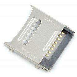 Slot pro paměťovou kartu micro SD uSD589
