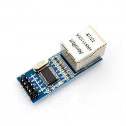 Síťový modul Ethernet ENC28J60 mini