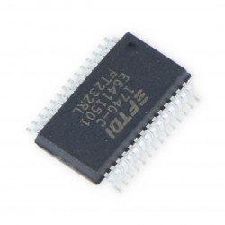 FT232RL - převodník SMD