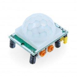Detektor pohybu PIR HC-SR501