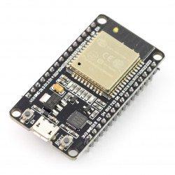 Platforma ESP32 WiFi + BT 4.2- s modulem ESP-WROOM-32 kompatibilní s ESP32-DevKit