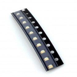LED dioda smd 0805 modrá - 10 ks.