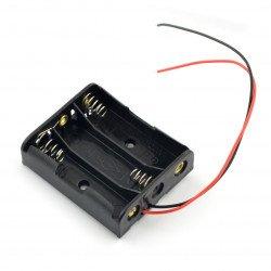 Koš na 3 baterie AA (R6)
