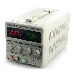 Laboratorní napájecí zdroj Zhaoxin RPS-305D 30V 5A