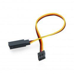 Prodlužovací kabel pro 15 cm serva