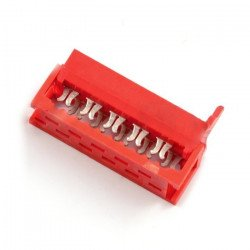 Konektor Micro-Match pro 10kolíkovou pásku