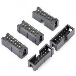 IDC zástrčka 14 pin přímá - 5 ks