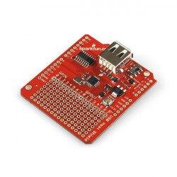 USB Host Shield - Štít pro Arduino - SparkFun DEV-09947